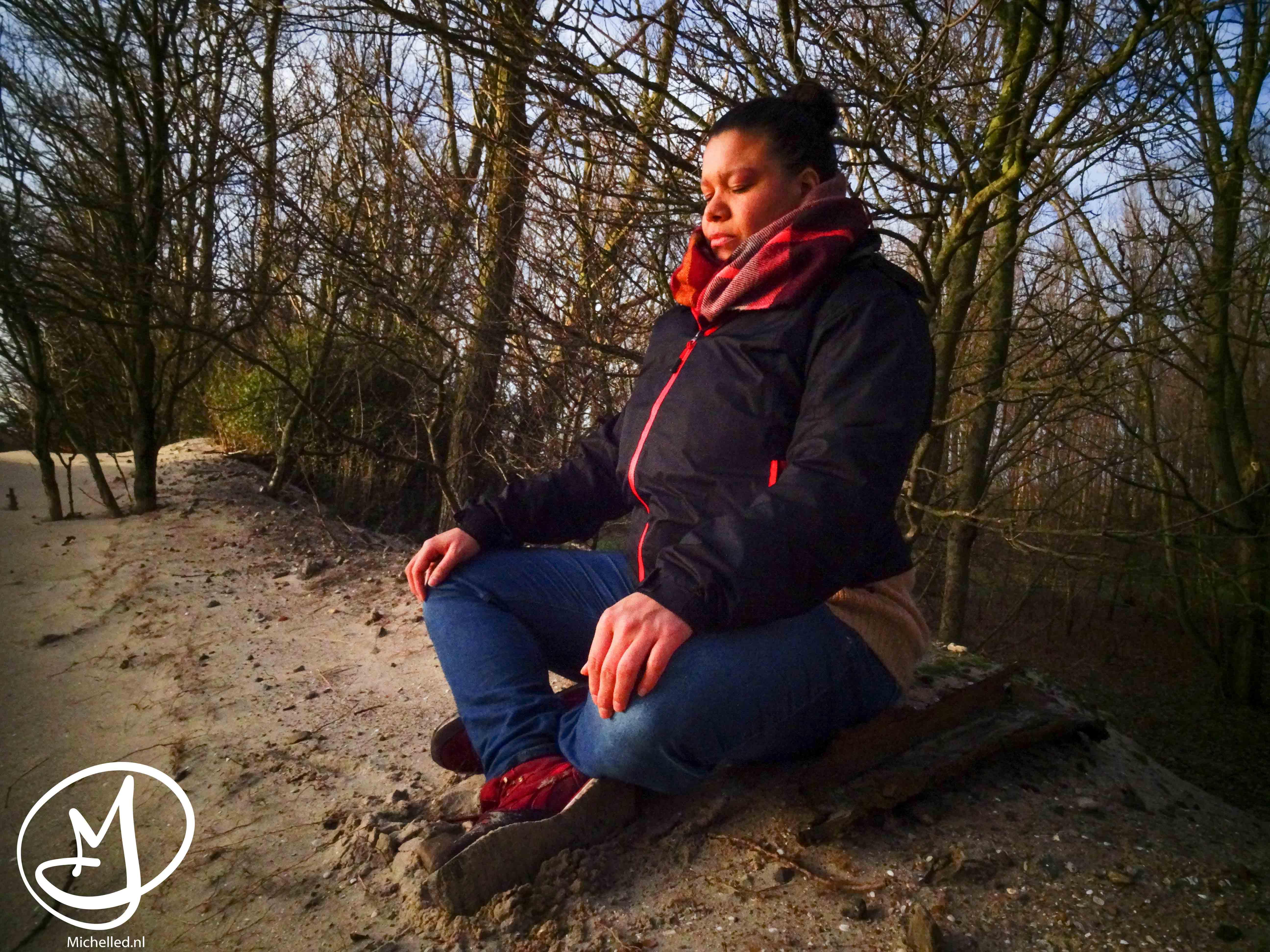 Michelle Doet Meditatie